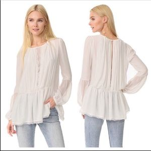 Free People Soul Serene Blouse